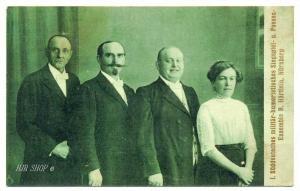 I. Süddeutsches militär-humoristisches Singspiel- u. Possen Ensemble B. Härtlein, Nürnberg