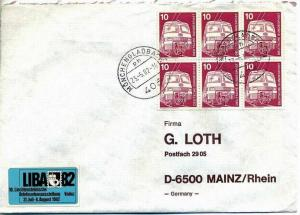 Brief, 23.05.1982, Mönchengladbach – Mainz,