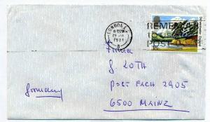 Brief, 29.10.1981, London – Mainz,