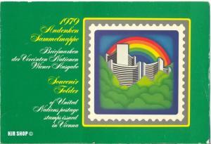 1979 Andenken Sammelmappe, Wiener Ausgabe