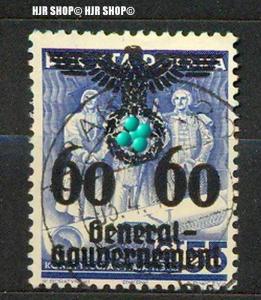1940, 20 Jahre Republik Polen, MiNr.25 gest