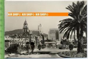 """""""Cape Town, Centre of City"""",   Ansichtskarte  ungebrauchte Karte"""