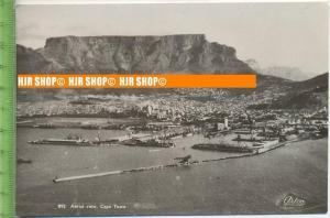 """""""Cape Town, Arial view"""",   Ansichtskarte  ungebrauchte Karte"""