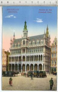 Maison du Roi, Brüssel Verlag----, Postkarte,  Erhaltung: I –II Karte wird in Klarsichthülle verschickt.(M)