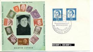1961, Minr 2x351 gest.