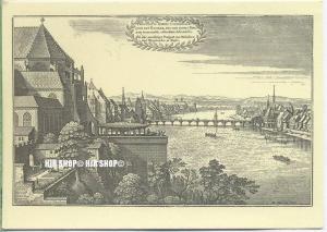 Bildpostkarte, Basel. 1983