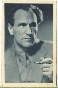 Luis Trenker,1920/1930 Verlag: Ross , POSTKARTE Erhaltung: II-III Karte wird in Klarsichthülle verschickt. (H)
