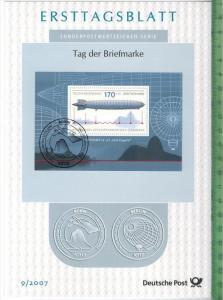 Bund/ETB2007/9 Zustand: I-II