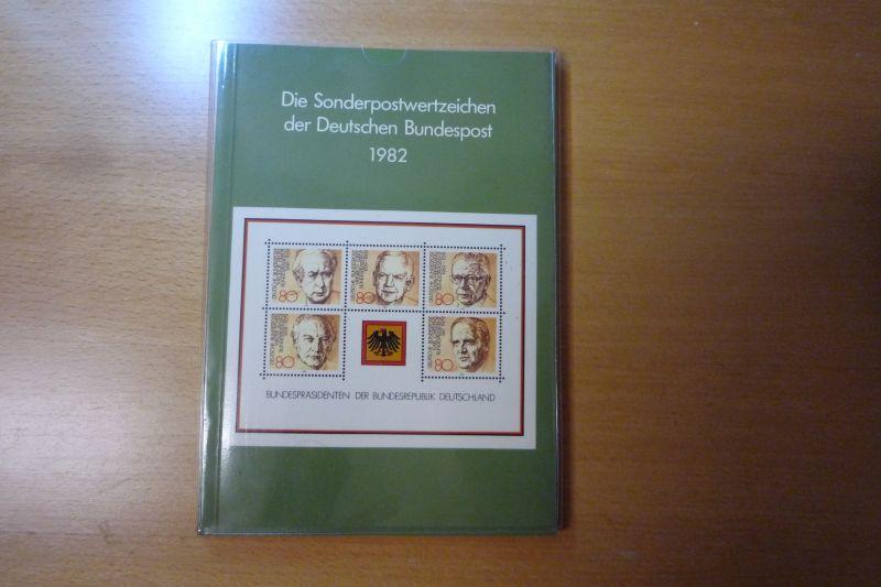 Jahrbuch Bund/Berlin 1982