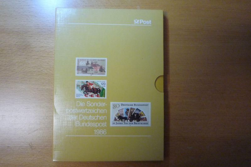 Jahrbuch Bun/Berlin 1986