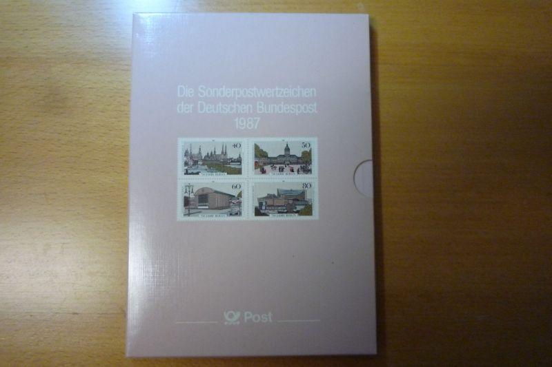 Jahrbuch Bund/Berlin 1987
