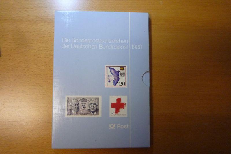 Jahrbuch Bund/Berlin 1988