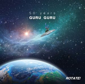 Guru Guru – Rotate!    Vinyl, LP, Album, Limited Edition, Numbered