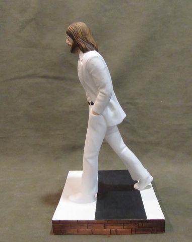Eine Statuette von John Lennon. Autorenarbeit. Porzellan 1