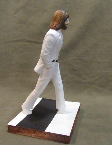 Eine Statuette von John Lennon. Autorenarbeit. Porzellan 2