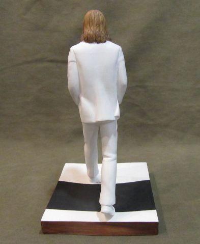 Eine Statuette von John Lennon. Autorenarbeit. Porzellan 3