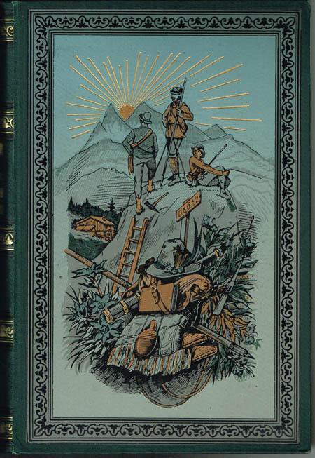 Zeitschrift des Deutschen und Oesterreichischen Alpenvereins. Redigirt von Johannes Emmer. Jahrgang 1891, Band XXII.
