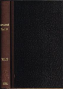 Antiquarisk Tidsskrift, udgivet af det Kongelige Nordiske Oldskrift-Selskab. 1855-1857.