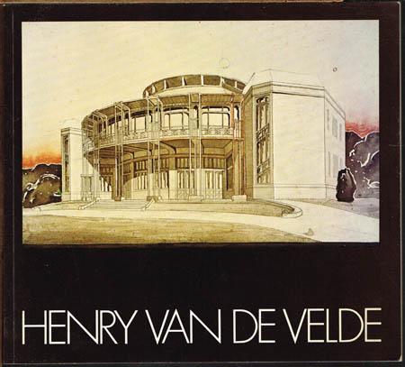 Henry van de Velde. Theaterentwürfe 1904-1914. Ausstellungskatalog.
