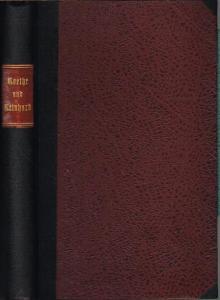 Briefwechsel zwischen Goethe und Reinhard in den Jahren 1807 bis 1832.