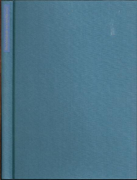 Handeinbände. Internationale Beispiele aus den Jahren 1970 bis 2000. Vorgestellt von der Vereinigung 'Meister der Einbandkunst'.
