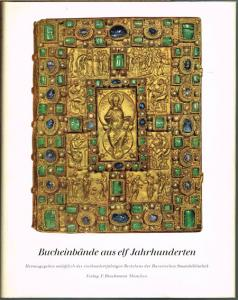 Ferdinand Geldner: Bucheinbände aus elf Jahrhunderten. Mit einem Vorwort von G. Hofmann.