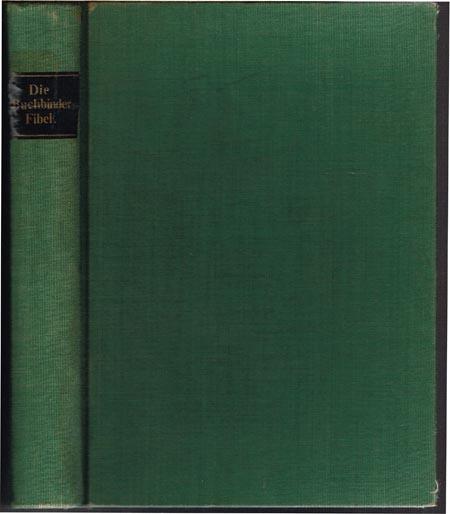 Heinrich Lüers / Max Hettler: Die Buchbinder Fibel.