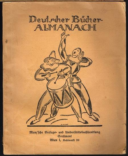 Deutscher Bücher-Almanach.