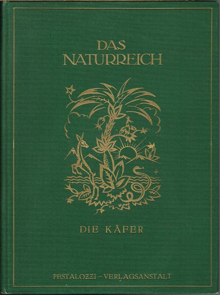 O. Krancher und E. Uhmann: Die Käfer. Ihr Bau und ihre Lebensweise nebst Anleitung zur Beobachtung, Aufzucht und zum Sammeln. Mit 20 farbigen Tafeln und 8 Textabbildungen.