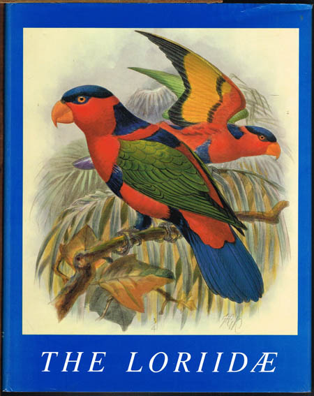 St. George Mivart: A Monograph of the Lories, or brush-tongued Parrots, composing the Family Loriidae. Faksimile-Druck der Ausgabe London, 1896.