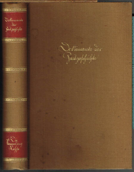 Adolf Dresler / Fritz Maier-Hartmann: Dokumente der Zeitgeschichte. Herausgegeben von Adolf Dresler. Verfaßt von Fritz Maier-Hartmann.