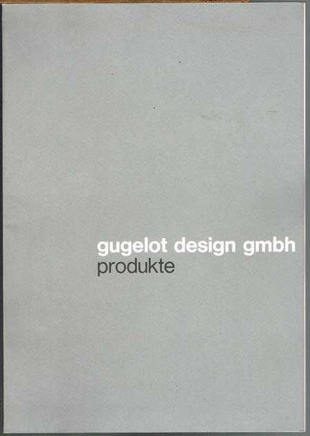 gugelot design gmbh. produkte.