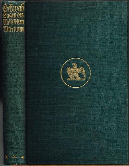 John Flaxman's Zeichnungen zu Sagen des klassischen Altertums. Herausgegeben und eingeleitet von Ernst Beutler.