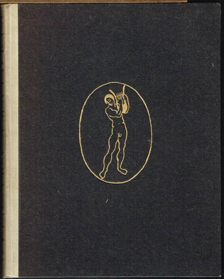 Ovid. Drei Bücher über die Liebeskunst. Heilmittel gegen die Liebe. Herausgegeben und übertragen von Otto M. Mittler. 10 Steinzeichnungen und 5 Vignetten von Hanns Gött.