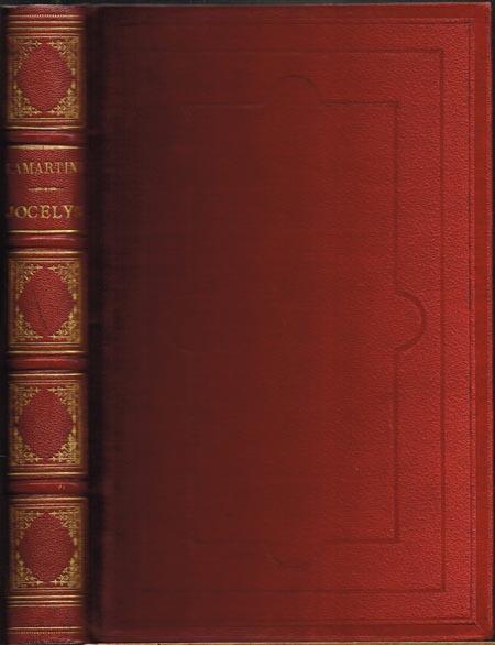 A(lphonse) de Lamartine: Jocelyn. Épisode. Journal trouvé chez un curé de village.