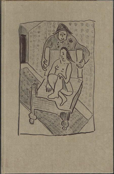 Thomas Niederreuther: Napoleon hat in meinem Bett geschlafen. Mit zehn Originallithographien des Autors.