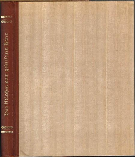 Das Märchen vom gestiefelten Kater, in den Bearbeitungen von Straparola, Basile, Perrault und Ludwig Tieck. Mit zwölf Radirungen von Otto Speckter.