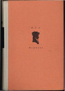 E.T.A. Hoffmann: Saitenklang und Farbenspiel. Künstlernovellen und Skizzen. Illustriert von Gerhard Ulrich.
