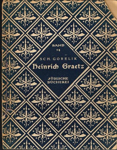Sch. Gorelik: Heinrich Graetz.