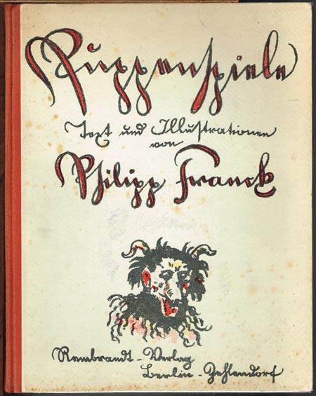Puppenspiele. Text und Illustrationen von Philipp Franck.