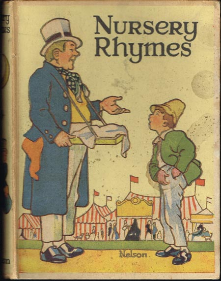 Nursery Rhymes. Illustrated by N. E. Tuckett.