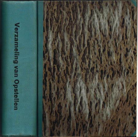 Verzameling van Opstellen door Oud-Leerlingen en bevriende Vakgenooten. Opgedragen aan Mgr. Prof. Dr. Jos. Schrijnen. Bij Gelegenheid van zijn zestigsten verjaardag 3 Mei 1929.