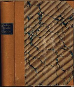 Die Bücherkiste. Monatsschrift für Literatur, Graphik und Buchbesprechung. Verantwortlicher Schriftleiter: Leo Scherpenbach. Nr. 3 und Nr. 4 (2 Hefte).