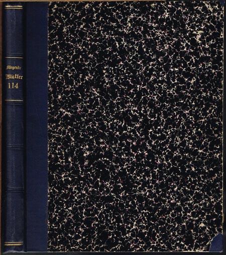 Fliegende Blätter. Band CXIV. Nro. 1892-2917.