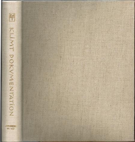 Christian M. Nebehay (Hrsg.): Gustav Klimt. Dokumentation.