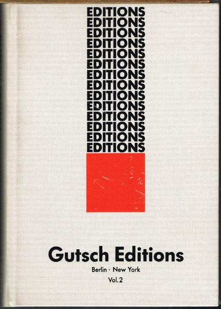 Gutsch Editions. Vol. 2.