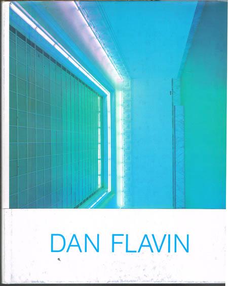 Neue Anwendungen fluoriszierenden Lichts mit Diagrammen, Zeichnungen und Drucken von Dan Flavin.
