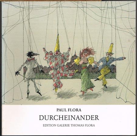 Paul Flora. Durcheinander.