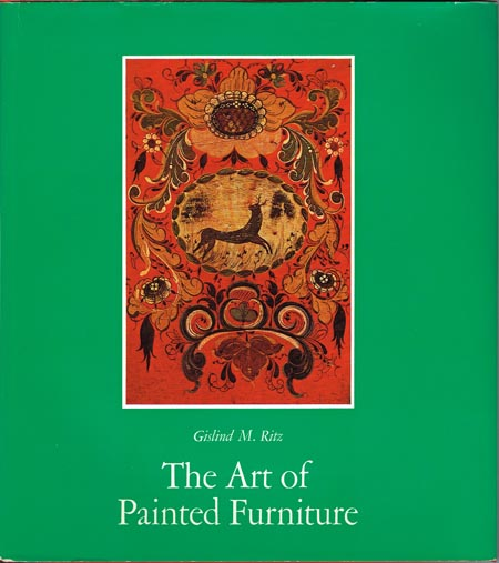 gislind m ritz the art of painted furniture photographs by helga schmidt
