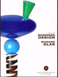 Auktionskatalog 37. Modernes Design. Murano Glas.